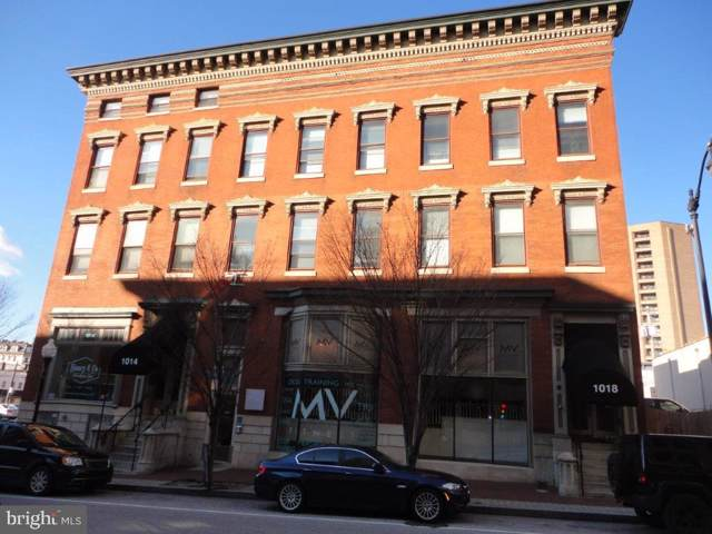 1018 N Charles Street R-6, BALTIMORE, MD 21201 (#MDBA497356) :: Network Realty Group