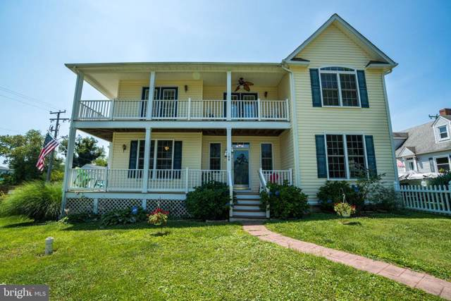 100 Longfellow Avenue, COLONIAL BEACH, VA 22443 (#VAWE115654) :: John Smith Real Estate Group