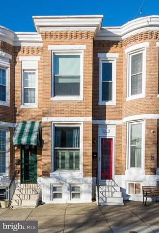 1642 Jackson Street, BALTIMORE, MD 21230 (#MDBA497366) :: The Dailey Group