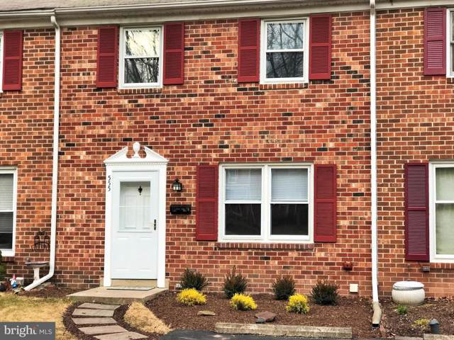 555 Newbury Court, SELLERSVILLE, PA 18960 (#PABU487726) :: Colgan Real Estate