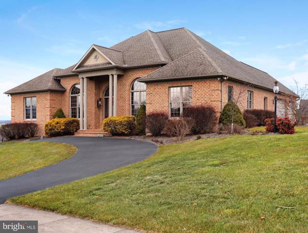 1602 Majestic Drive, CHAMBERSBURG, PA 17202 (#PAFL170682) :: Keller Williams of Central PA East