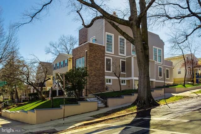 2628 22ND Street NE, WASHINGTON, DC 20018 (#DCDC455420) :: Blackwell Real Estate