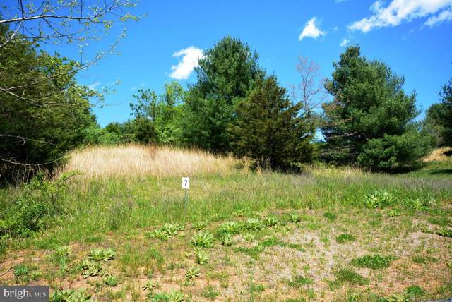 Lot 7 Holiday Court, BENTONVILLE, VA 22610 (#VAWR139116) :: Lucido Agency of Keller Williams