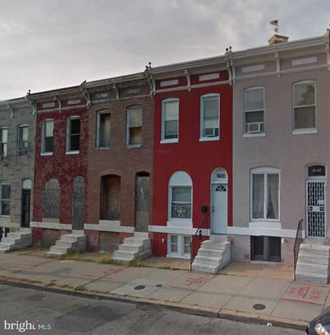 2124 E Federal Street, BALTIMORE, MD 21213 (#MDBA497382) :: CR of Maryland