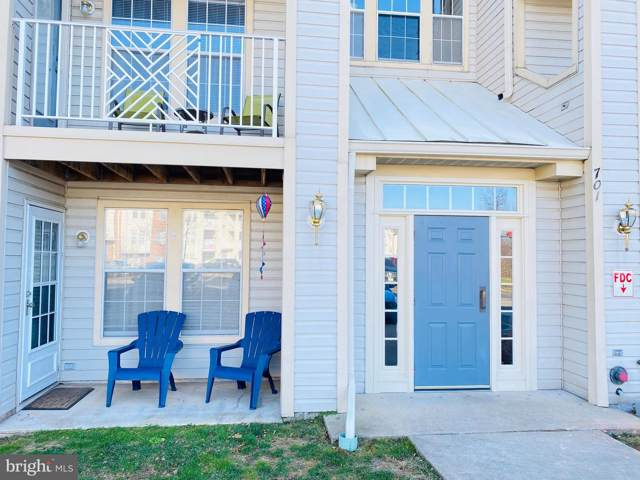 701 Orchard Overlook #101, ODENTON, MD 21113 (#MDAA423106) :: The Daniel Register Group