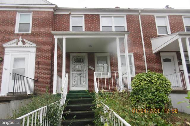 4633 Rokeby Road, BALTIMORE, MD 21229 (#MDBA497384) :: The Miller Team