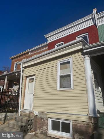 1534 Carswell Street, BALTIMORE, MD 21218 (#MDBA497388) :: The MD Home Team