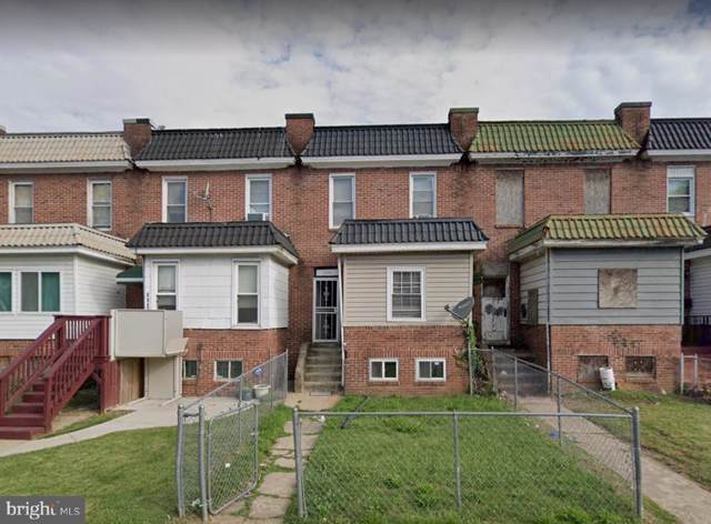 4006 W Garrison Avenue, BALTIMORE, MD 21215 (#MDBA497400) :: CR of Maryland