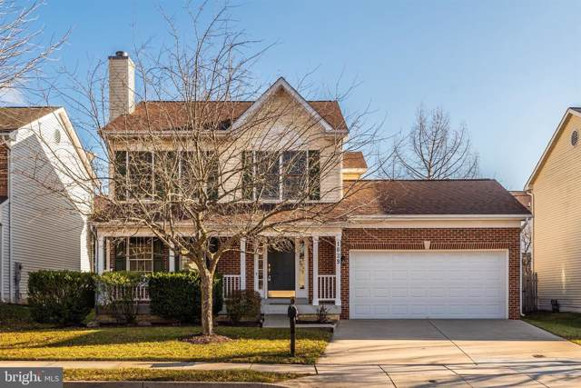 1039 Chinaberry Drive, FREDERICK, MD 21703 (#MDFR258716) :: Sunita Bali Team at Re/Max Town Center