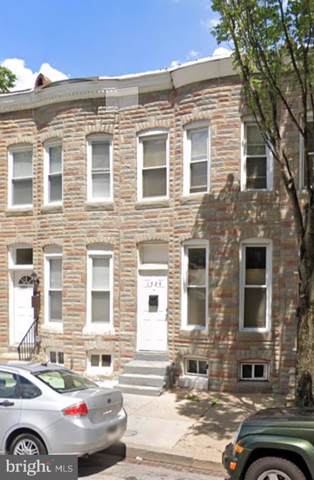 1529 Barclay Street, BALTIMORE, MD 21202 (#MDBA497410) :: The Miller Team
