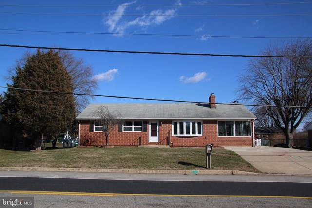 711 S Fountain Green Road, BEL AIR, MD 21015 (#MDHR242636) :: Revol Real Estate
