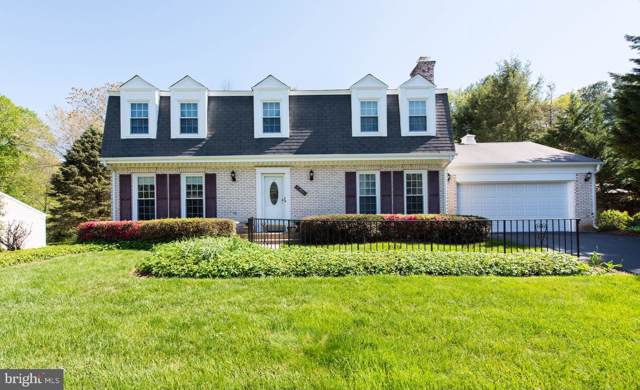 1221 Forestville Drive, GREAT FALLS, VA 22066 (#VAFX1106792) :: The Putnam Group