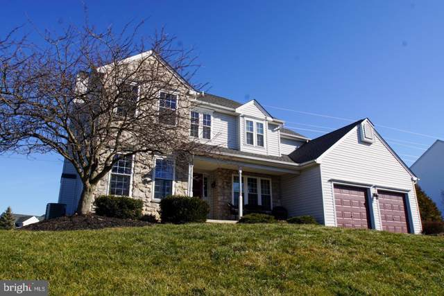339 Sherwood Ct S, SOUDERTON, PA 18964 (#PAMC636078) :: Pearson Smith Realty