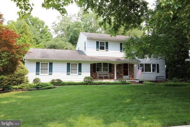 20 Monterey Drive, PRINCETON JUNCTION, NJ 08550 (#NJME290486) :: Mortensen Team