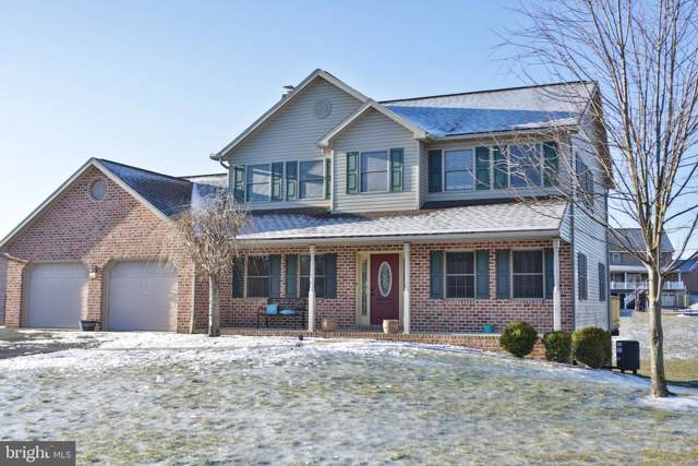 147 Onyx Drive, CHAMBERSBURG, PA 17202 (#PAFL170696) :: The Joy Daniels Real Estate Group