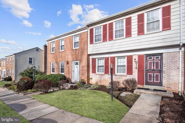 214 Pender Place, ROCKVILLE, MD 20850 (#MDMC692730) :: Homes to Heart Group