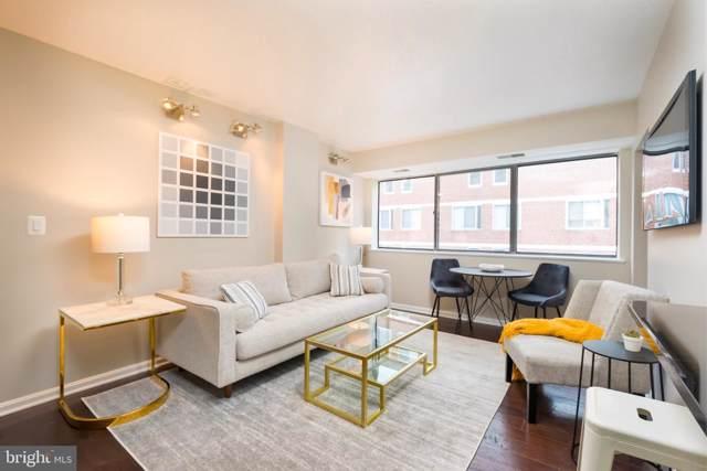1225 13TH Street NW #606, WASHINGTON, DC 20005 (#DCDC455472) :: Viva the Life Properties