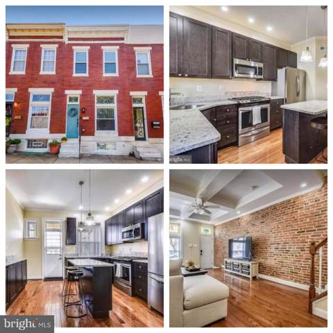 827 S Conkling Street, BALTIMORE, MD 21224 (#MDBA497458) :: SURE Sales Group