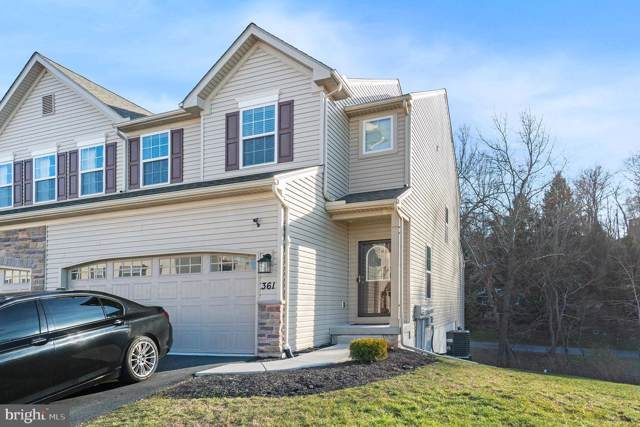361 Weatherstone Drive, NEW CUMBERLAND, PA 17070 (#PAYK131710) :: The Heather Neidlinger Team With Berkshire Hathaway HomeServices Homesale Realty