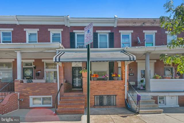 519 N Robinson Street, BALTIMORE, MD 21205 (#MDBA497472) :: SURE Sales Group
