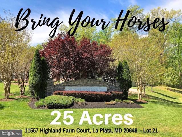 11557 Highland Farm Court, LA PLATA, MD 20646 (#MDCH210280) :: CENTURY 21 Core Partners