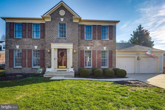 1703 Pepper Tree Court, BOWIE, MD 20721 (#MDPG556578) :: Arlington Realty, Inc.
