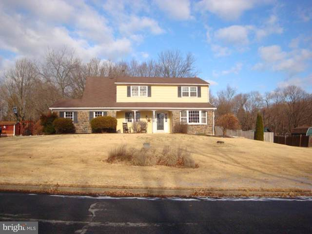 2731 Red Gate Drive, DOYLESTOWN, PA 18902 (#PABU487786) :: Shamrock Realty Group, Inc