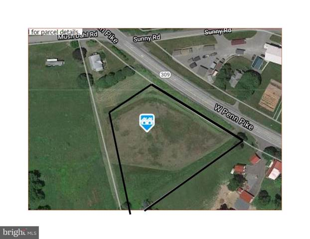1558 West Penn Pike Cl, NEW RINGGOLD, PA 17960 (#PASK129432) :: Ramus Realty Group