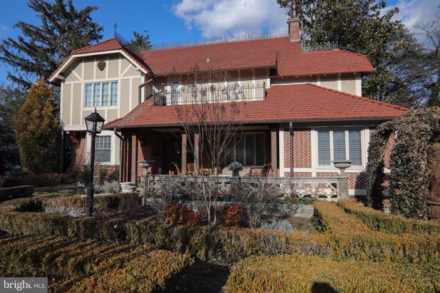 311 S Hinchman Avenue, HADDONFIELD, NJ 08033 (MLS #NJCD385034) :: The Dekanski Home Selling Team