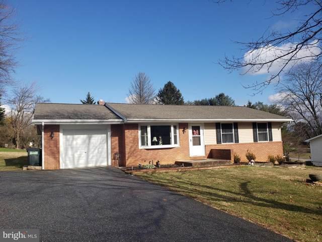 2402 Shawnee Drive, FINKSBURG, MD 21048 (#MDCR194070) :: Gail Nyman Group