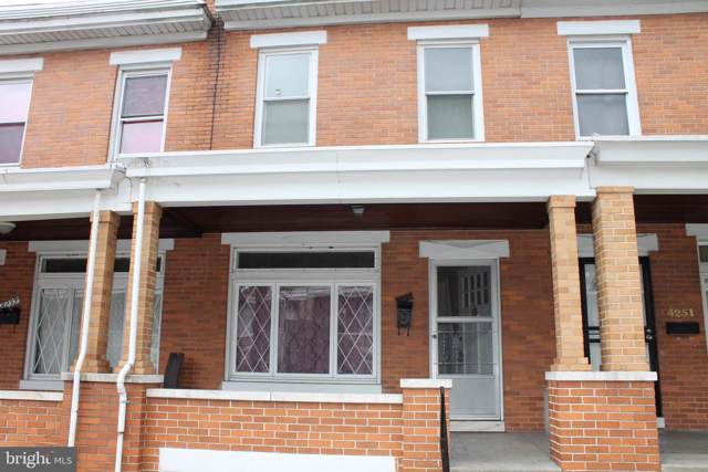 4253 Sheldon Avenue, BALTIMORE, MD 21206 (#MDBA497484) :: Great Falls Great Homes