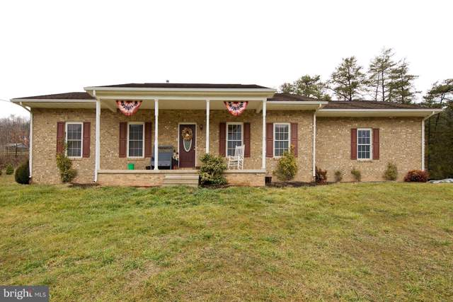 15 Hilltop Church Lane, DELRAY, WV 26714 (#WVHS113680) :: Sunita Bali Team at Re/Max Town Center