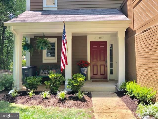 1501 Church Hill Place, RESTON, VA 20194 (#VAFX1106888) :: Certificate Homes