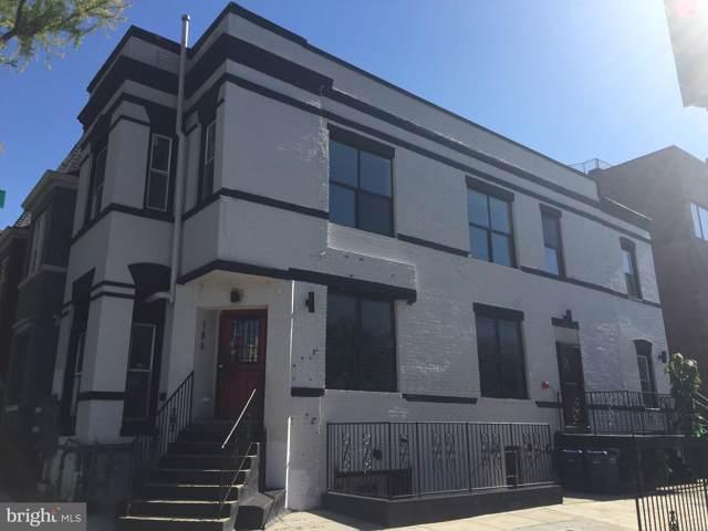 2827 Sherman Avenue NW, WASHINGTON, DC 20001 (#DCDC455520) :: Jim Bass Group of Real Estate Teams, LLC