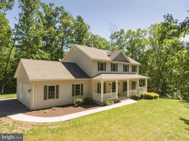 139 Bell Hollow Road, WINCHESTER, VA 22603 (#VAFV155250) :: ExecuHome Realty