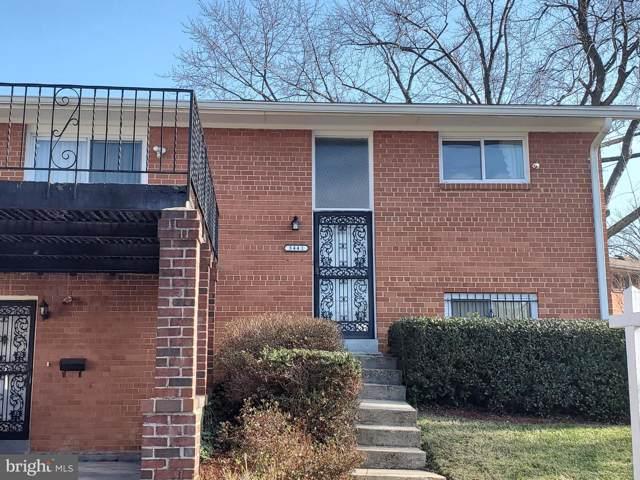 3441 Massachusetts Avenue SE, WASHINGTON, DC 20019 (#DCDC455534) :: Blackwell Real Estate
