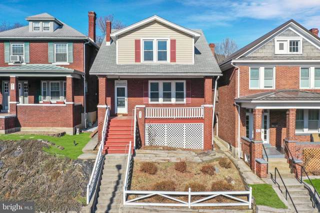813 Mount Royal Avenue, CUMBERLAND, MD 21502 (#MDAL133502) :: Bob Lucido Team of Keller Williams Integrity