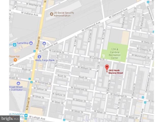 2832 N Marvine Street, PHILADELPHIA, PA 19133 (#PAPH864438) :: Jason Freeby Group at Keller Williams Real Estate