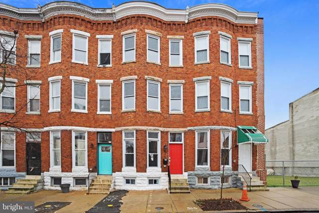 515 E 21ST Street, BALTIMORE, MD 21218 (#MDBA497496) :: The Bob & Ronna Group