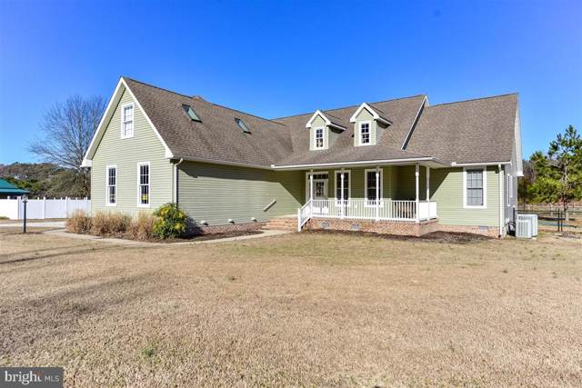 18695 Little Lane, DELMAR, DE 19940 (#DESU154400) :: Atlantic Shores Realty