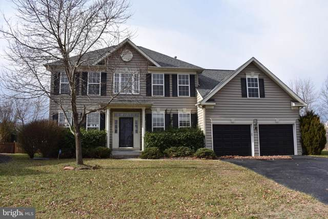 110 Redcloud Court, FREDERICK, MD 21702 (#MDFR258768) :: Bruce & Tanya and Associates