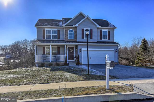 940 Friar Run Lane, HANOVER, PA 17331 (#PAYK131782) :: The Heather Neidlinger Team With Berkshire Hathaway HomeServices Homesale Realty