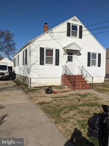 910 Woodlynn Road, BALTIMORE, MD 21221 (#MDBC482898) :: Blackwell Real Estate