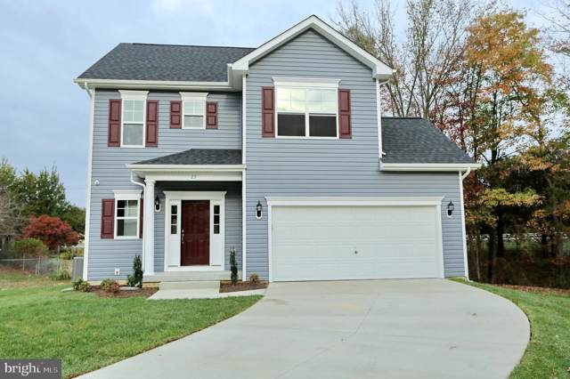 9405 Rosaryville Road, UPPER MARLBORO, MD 20772 (#MDPG556716) :: The Maryland Group of Long & Foster