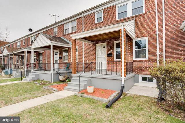 1805 E Belvedere Avenue, BALTIMORE, MD 21239 (#MDBA497556) :: The Licata Group/Keller Williams Realty