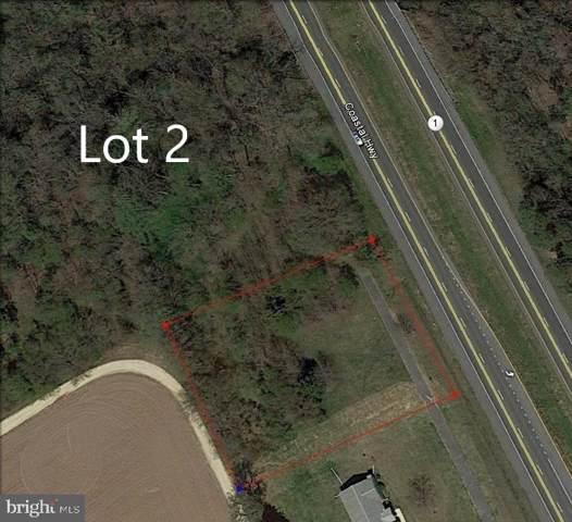 Lot 2 Coastal Hwy, MILFORD, DE 19968 (#DESU154432) :: RE/MAX Main Line