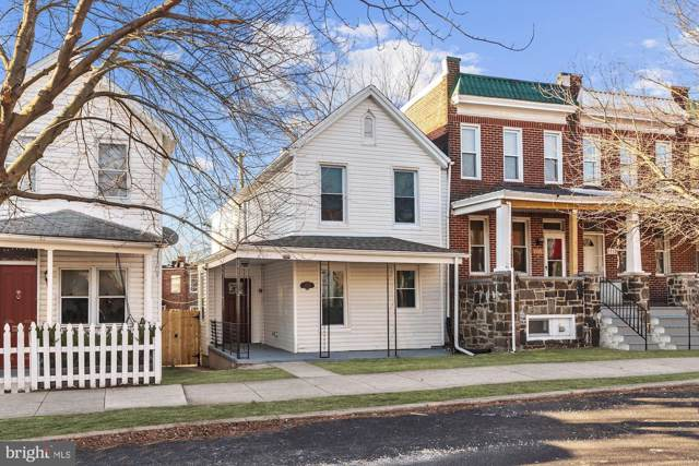 1117 Gorsuch Avenue, BALTIMORE, MD 21218 (#MDBA497568) :: Bruce & Tanya and Associates