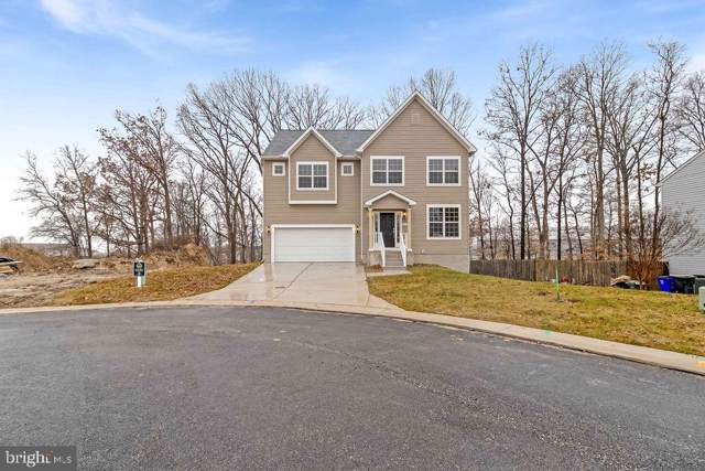 9252 Homestretch Court, LAUREL, MD 20723 (#MDHW274500) :: The Licata Group/Keller Williams Realty