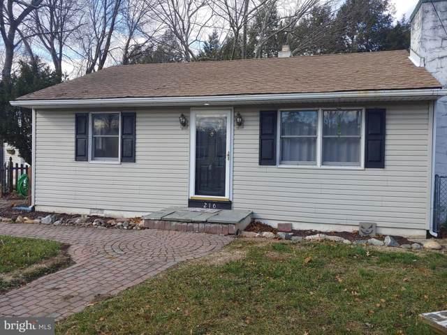 216 Eleanor Avenue, HAMILTON, NJ 08629 (#NJME290572) :: Certificate Homes