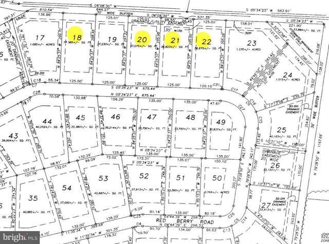 36828 Red Berry Road, DELMAR, DE 19940 (#DESU154468) :: Brandon Brittingham's Team